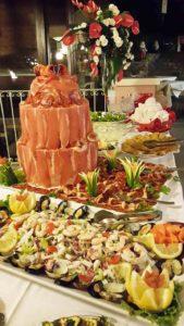 Buffet aperitivo Ristorante la Tana - Ristoranti Maratea